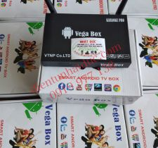 VEGABOX RAM 1GB RÔM 8G  BOX