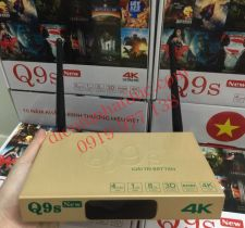 Android TV Box Q9s New 2018 – Karaoke Offline 4000 bài hát.
